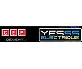 Logo CEF Yesss Electrique