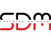 Logo SDM Toulouse Materiel