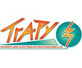 Logo Trapy pro